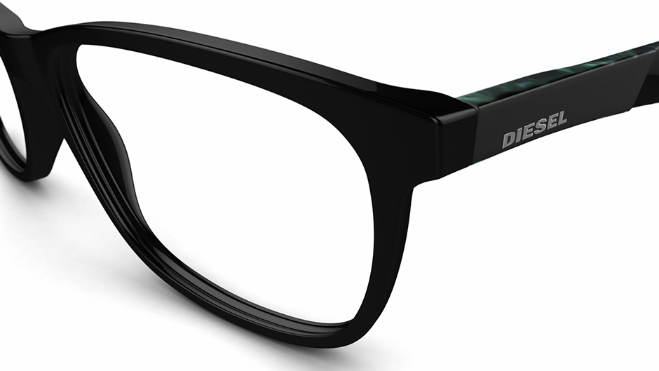 DL5208 Glasses by DIESEL