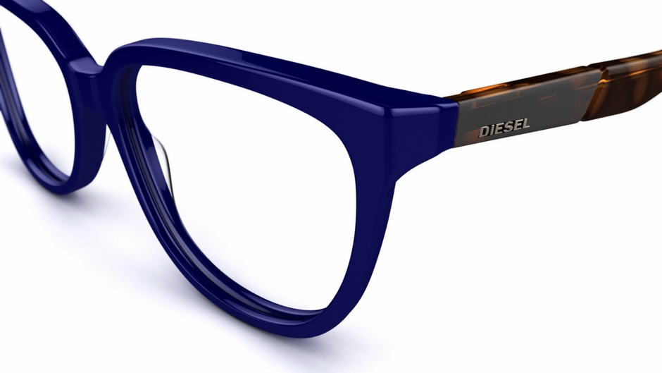 DL5239 Glasses by DIESEL