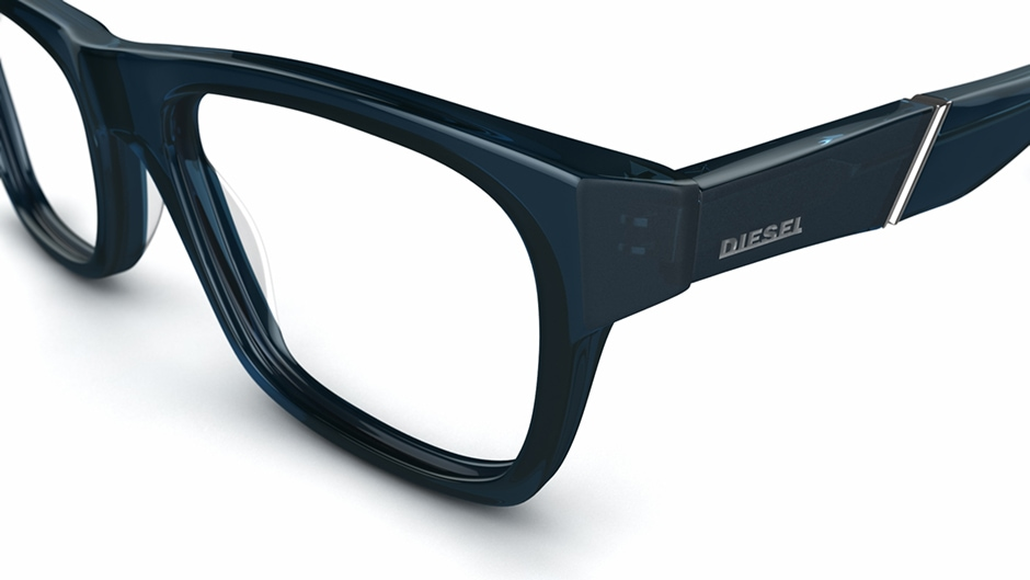 DL5240 Glasses by DIESEL