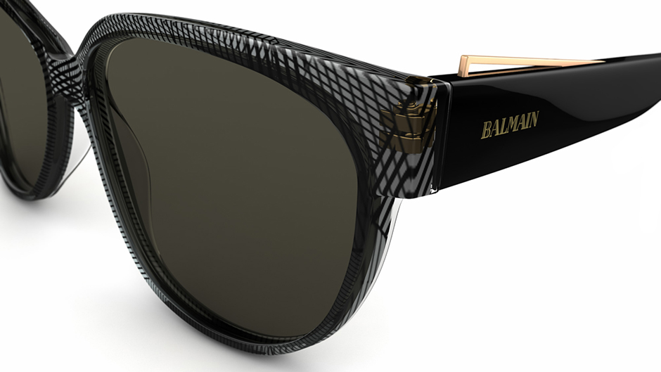 BL1528S SUN RX Glasses by BALMAIN