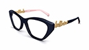 LM 18 Glasses by Love Moschino