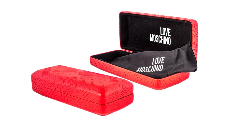 LM 25 Glasses by Love Moschino