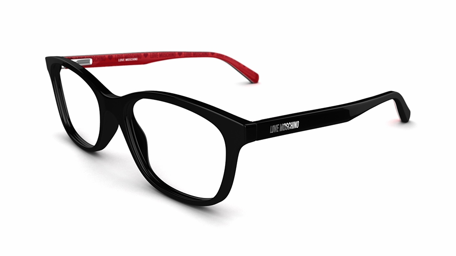 LM 27 Glasses by Love Moschino