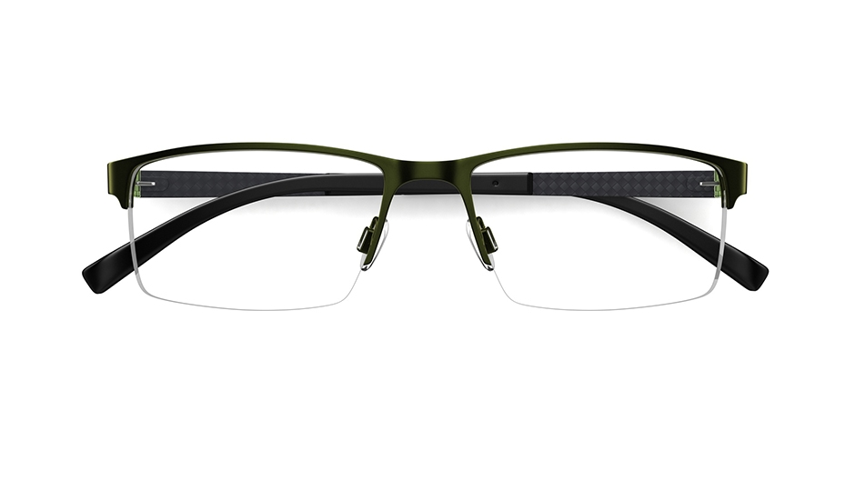 Specsavers Men S Glasses Carbon 04 Green Frame 163 99