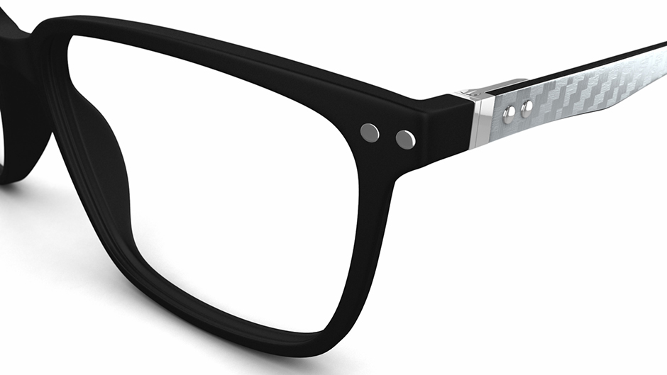 CARBON 07 Glasses by Specsavers