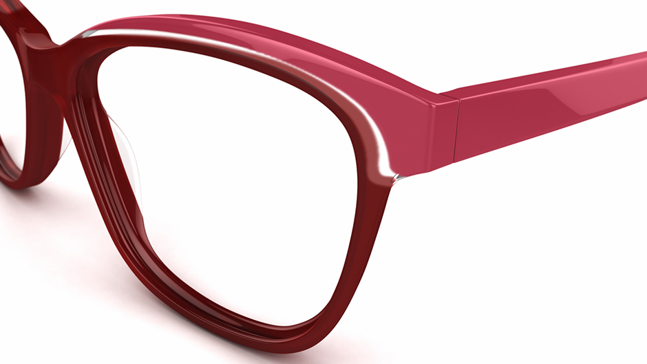 glasses/carmine Glasses by Specsavers