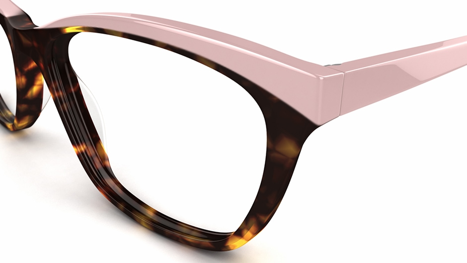 glasses/salmon Glasses by Specsavers