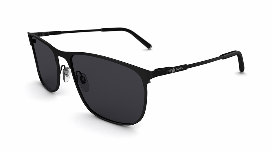 Jeff Banks Men's glasses JB SUN RX 09 | Black Frame £99 ...